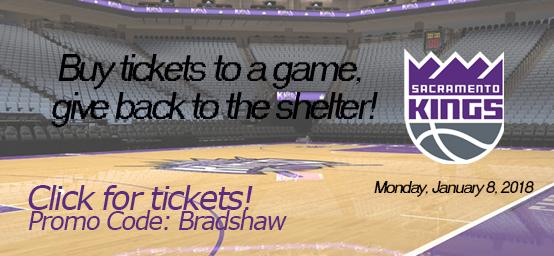 Kings game fundraiser